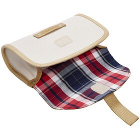 Basil Portland Saddle Bag creme